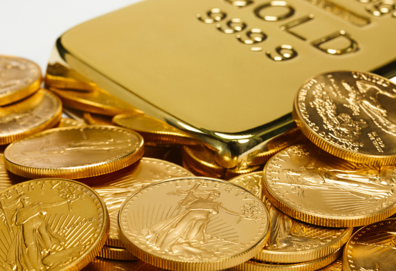 Gold Anakuf / Goldankäufer